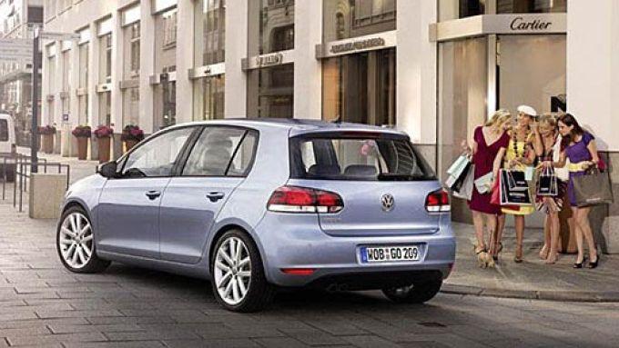Immagine 4: Volkswagen Golf VI 4Motion