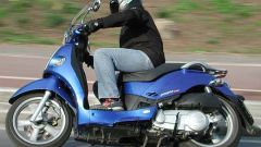 In sella: Kymco People 250 - Immagine: 21