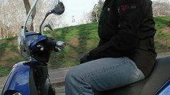 In sella: Kymco People 250 - Immagine: 24