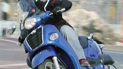 In sella: Kymco People 250 - Immagine: 26