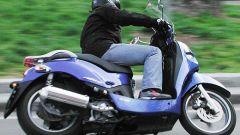 In sella: Kymco People 250 - Immagine: 28