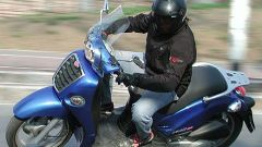 In sella: Kymco People 250 - Immagine: 31