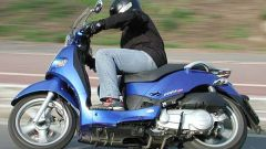 In sella: Kymco People 250 - Immagine: 34
