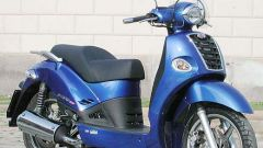 In sella: Kymco People 250 - Immagine: 18