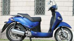 In sella: Kymco People 250 - Immagine: 2