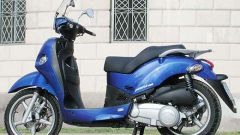 In sella: Kymco People 250 - Immagine: 3