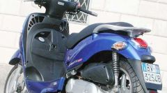 In sella: Kymco People 250 - Immagine: 4