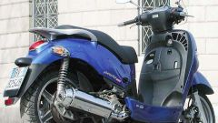 In sella: Kymco People 250 - Immagine: 5