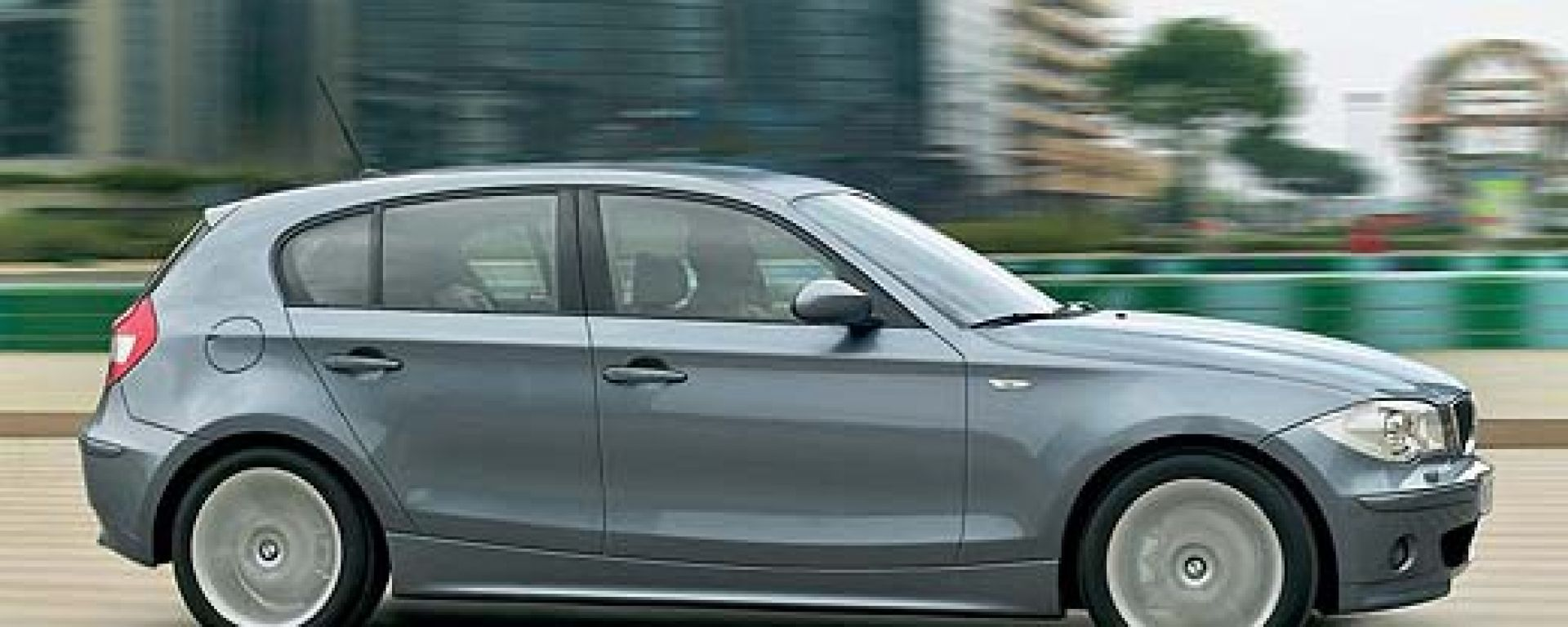 Anteprima: BMW Serie 1