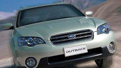 Subaru Legacy e Outback 3.0R - Immagine: 16