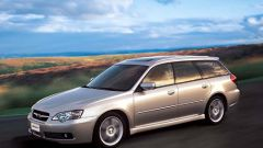 Subaru Legacy e Outback 3.0R - Immagine: 19