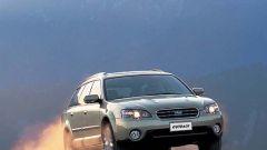 Subaru Legacy e Outback 3.0R - Immagine: 6
