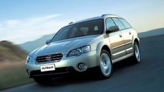 Subaru Legacy e Outback 3.0R - Immagine: 8