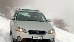 Subaru Legacy e Outback 3.0R - Immagine: 11