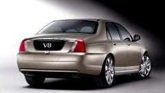 Anteprima: Rover 75 V8 - Immagine: 5