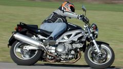 Day by day: Suzuki SV 1000 - Immagine: 23
