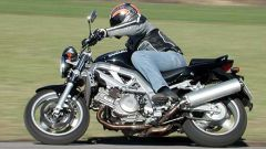 Day by day: Suzuki SV 1000 - Immagine: 24