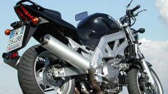 Day by day: Suzuki SV 1000 - Immagine: 14