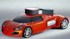 EDAG genX: la supercar con il letto - Immagine: 8
