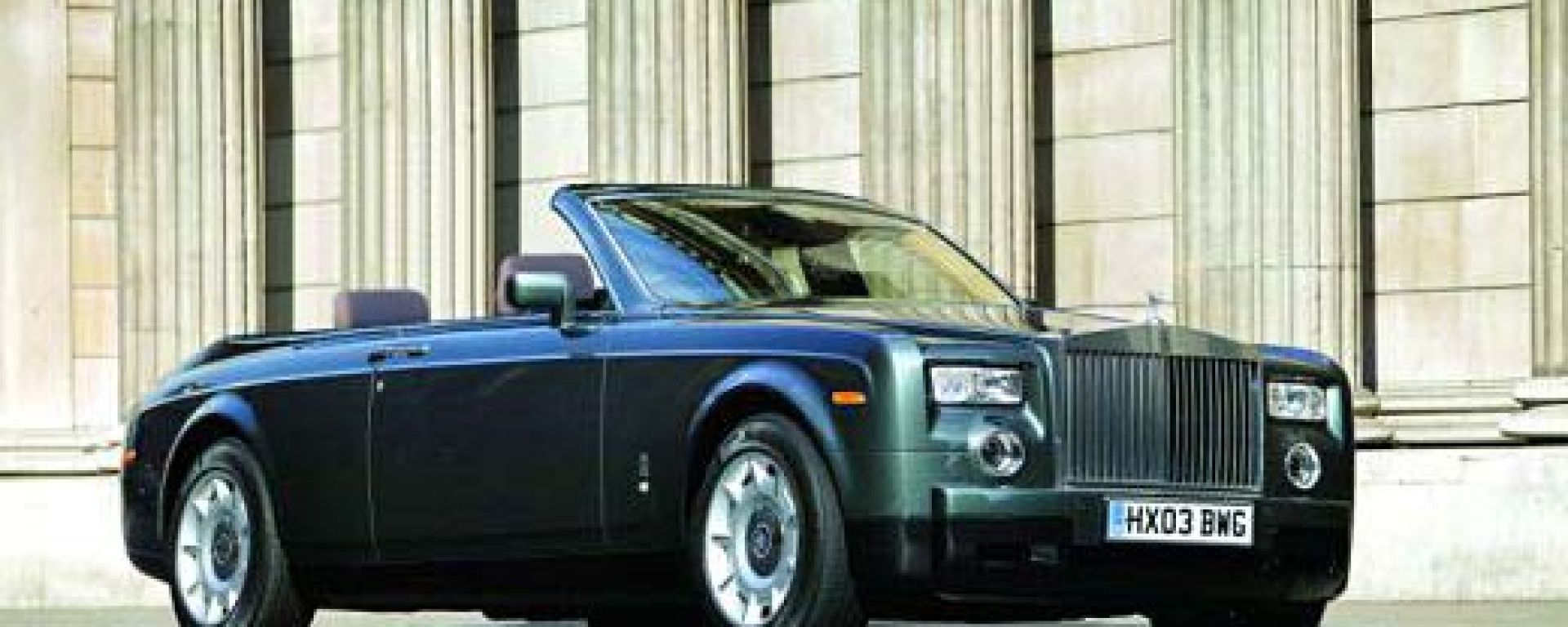 Rolls-Royce Phantom Cabrio e Coupé