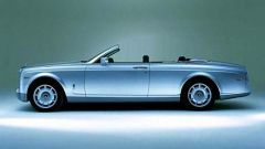 Rolls-Royce Phantom Cabrio e Coupé - Immagine: 4