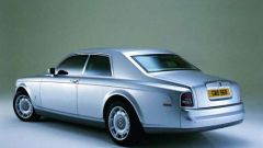 Rolls-Royce Phantom Cabrio e Coupé - Immagine: 8