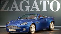 Zagato Vanquish Roadster - Immagine: 1