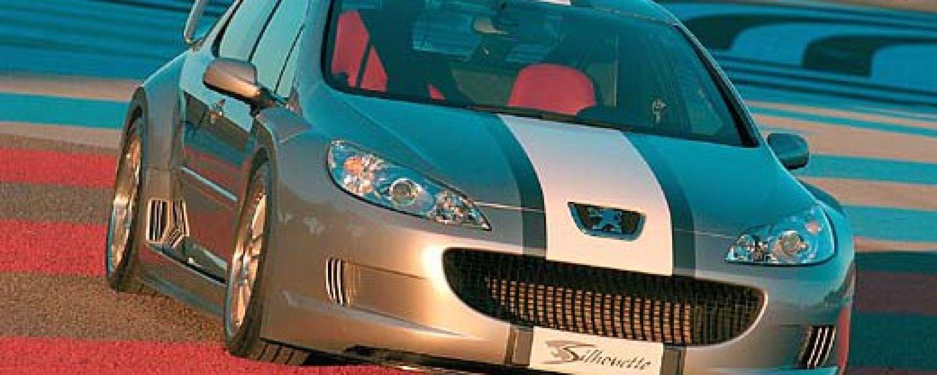 Anteprima: Peugeot Silhouette