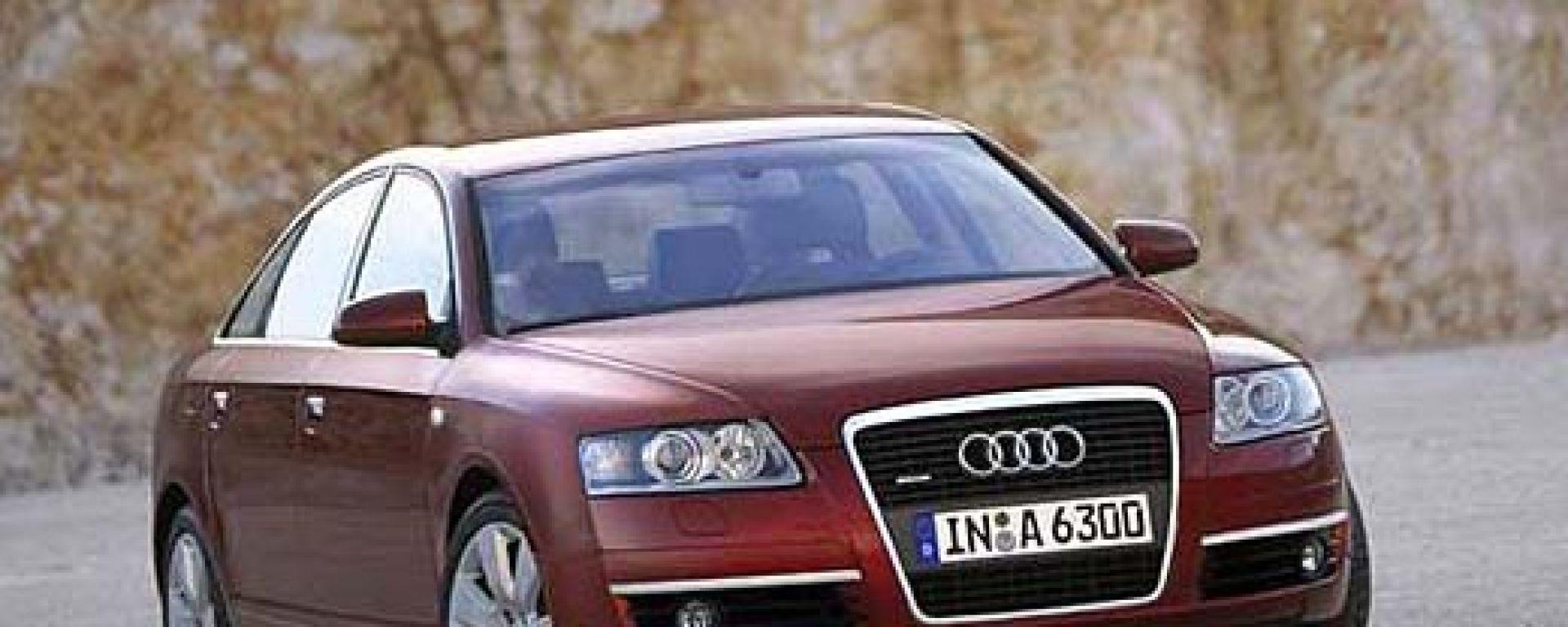 Anteprima: la nuova Audi A6