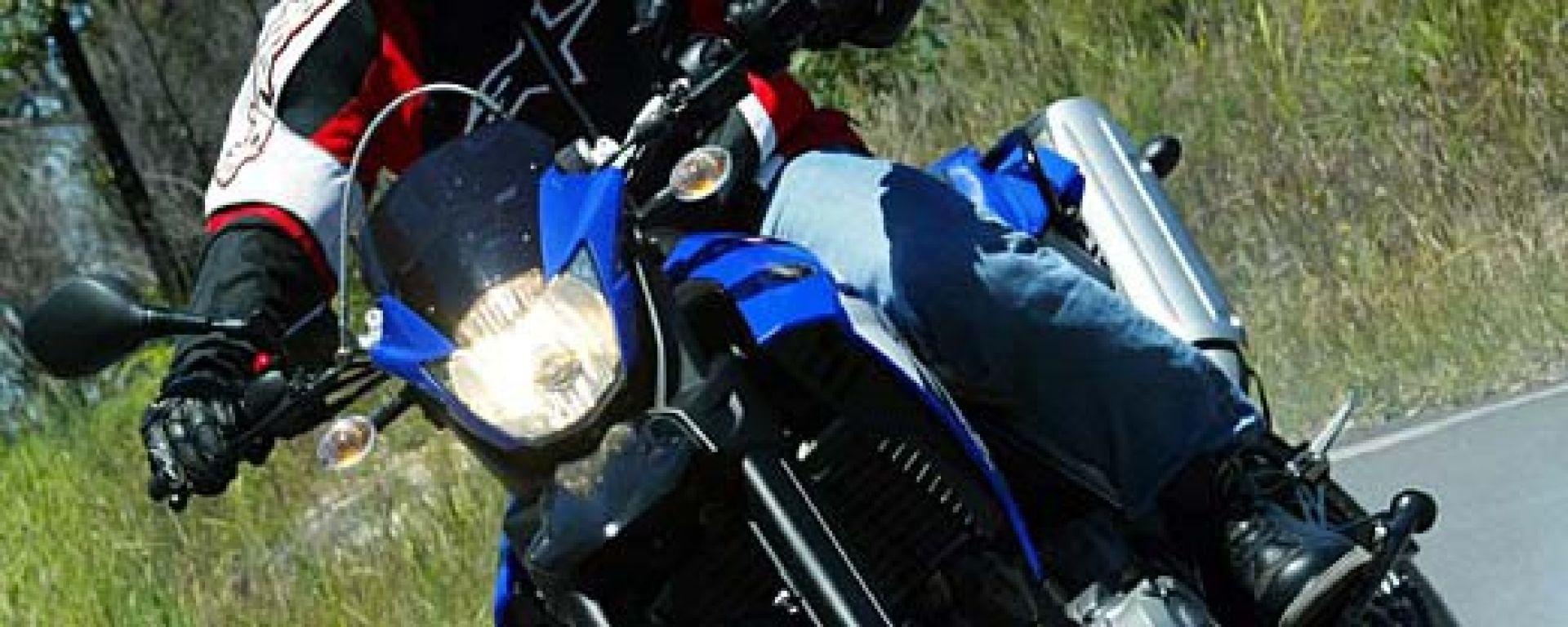 Yamaha XT 660R e XT 660X