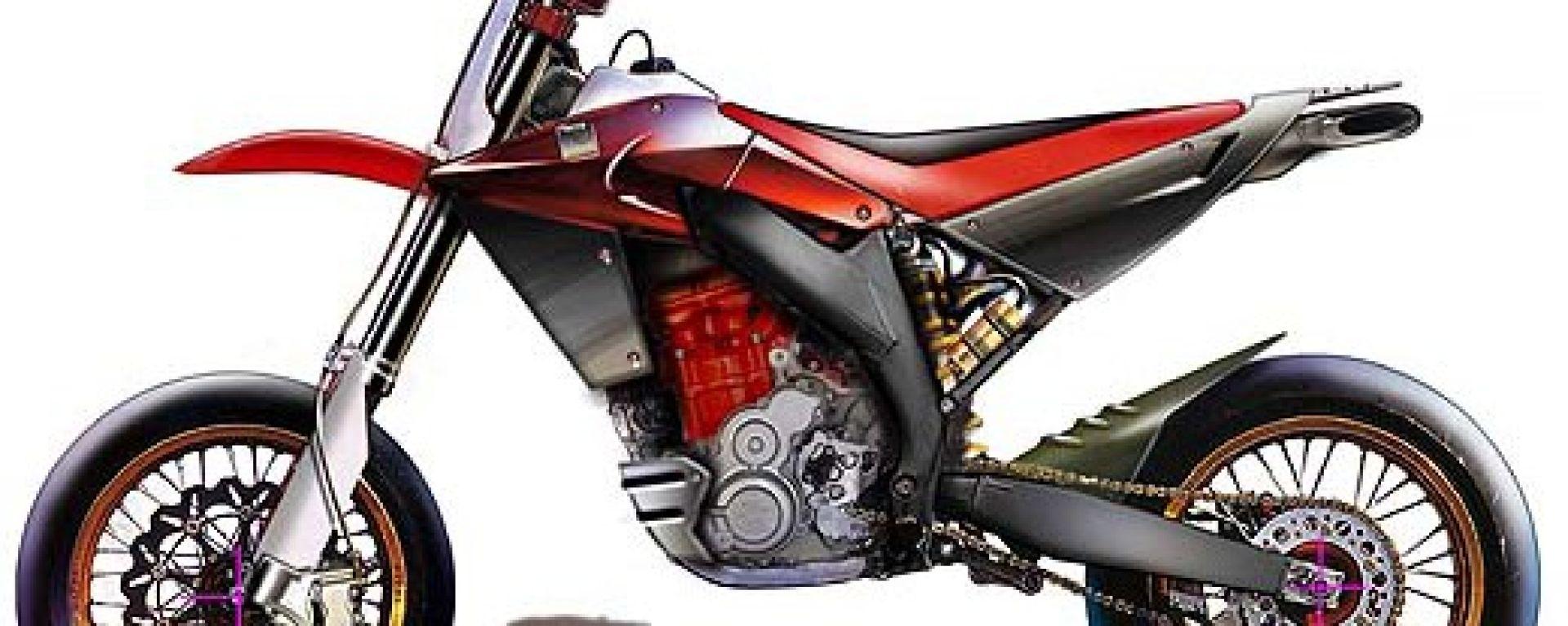 Terra Modena 450 SX2