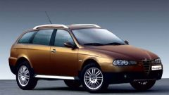Anteprima: Alfa Romeo Crosswagon - Immagine: 1