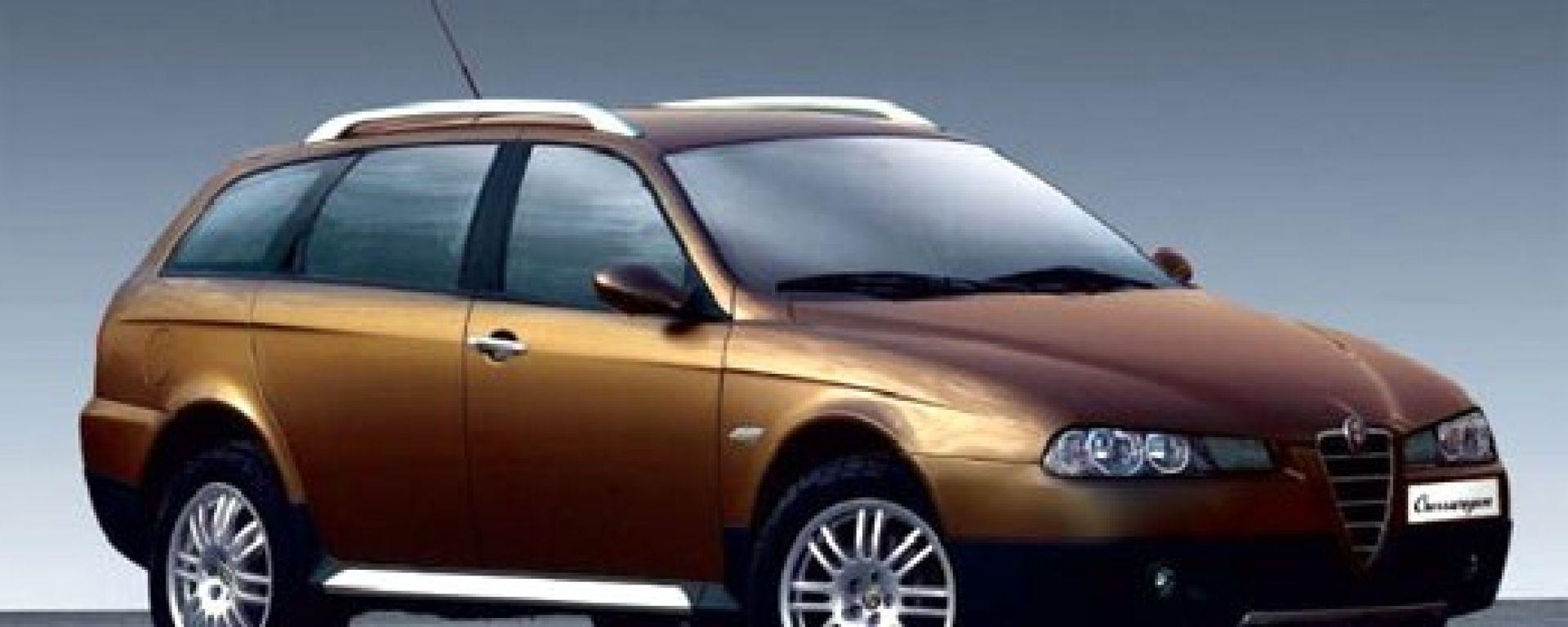 Anteprima: Alfa Romeo Crosswagon