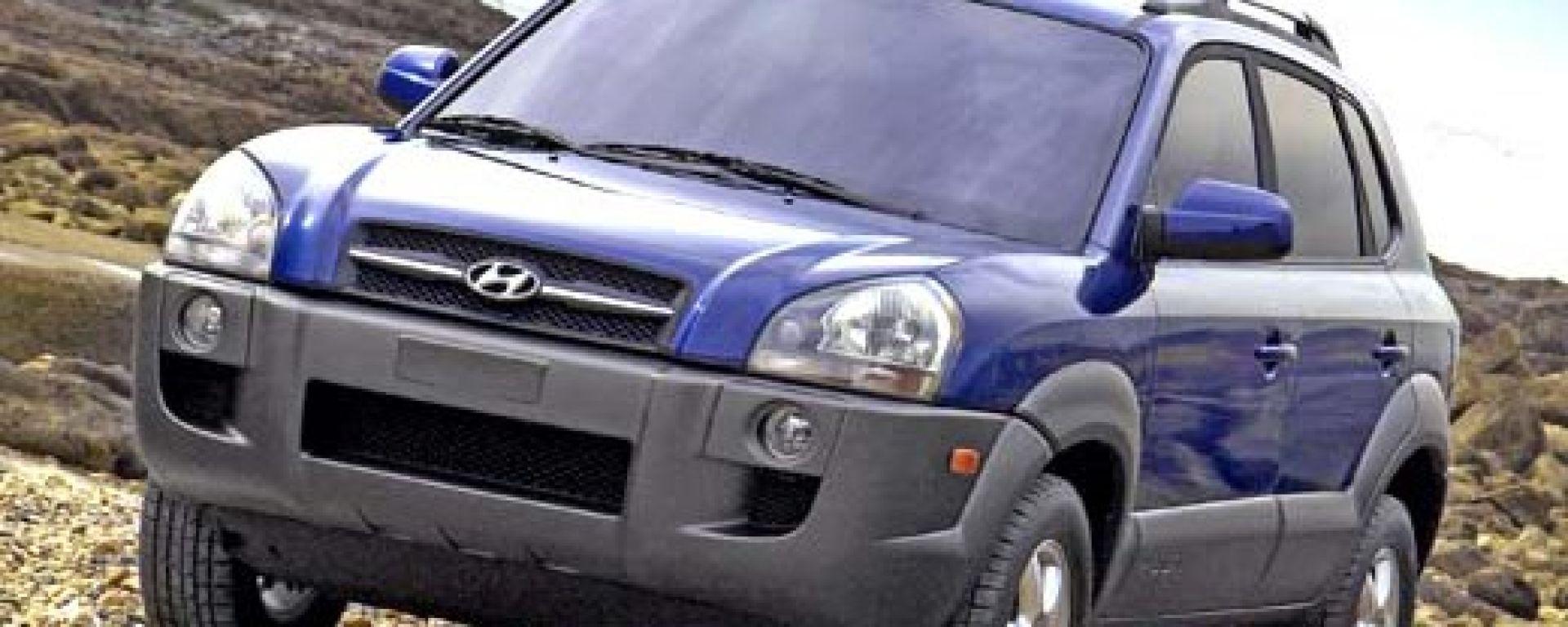 Anteprima: Hyundai Tucson
