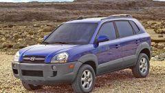 Anteprima: Hyundai Tucson - Immagine: 2