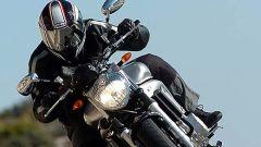 In sella a: Yamaha FZ6 - Immagine: 28