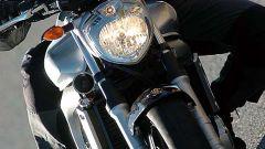 In sella a: Yamaha FZ6 - Immagine: 17