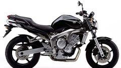 In sella a: Yamaha FZ6 - Immagine: 6