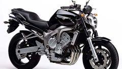 In sella a: Yamaha FZ6 - Immagine: 7