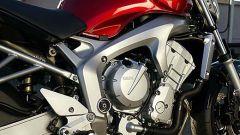 In sella a: Yamaha FZ6 - Immagine: 8