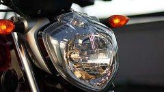 In sella a: Yamaha FZ6 - Immagine: 11