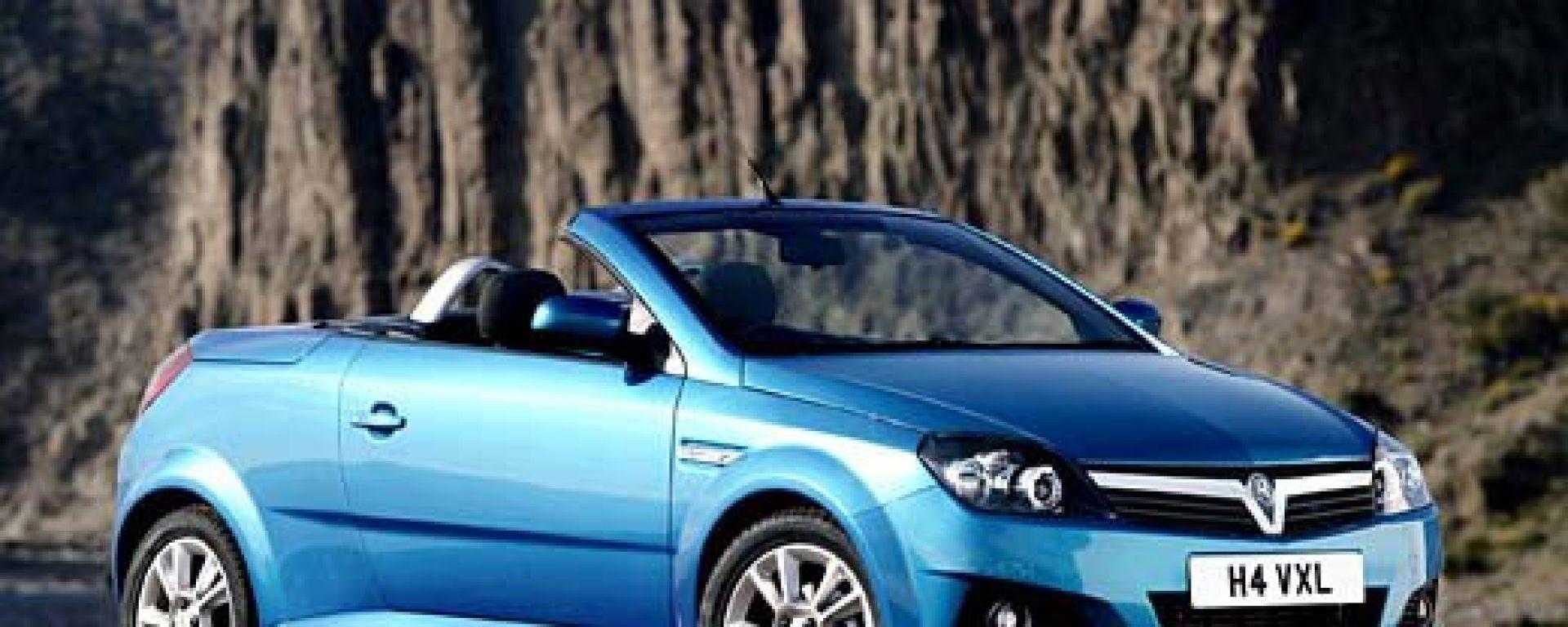 Anteprima: Opel Tigra TwinTop