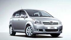 Anteprima: Toyota Corolla Verso 2004 - Immagine: 9