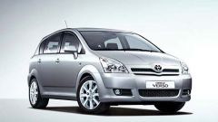 Anteprima: Toyota Corolla Verso 2004 - Immagine: 3
