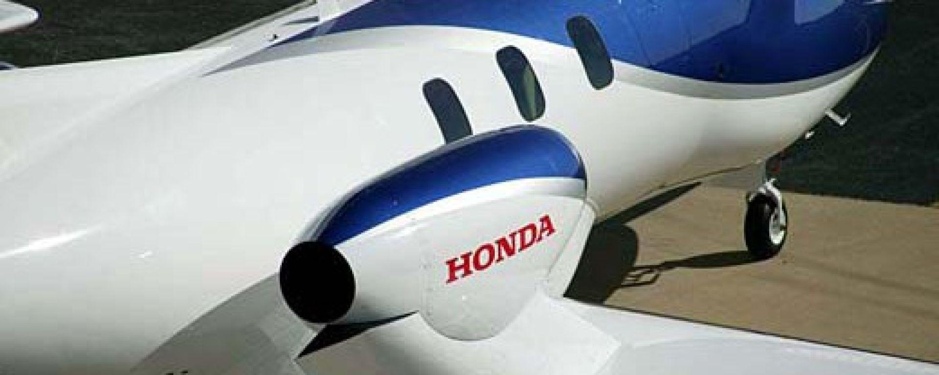 Hondajet: vola fino a 757 km/h