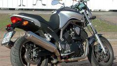 Day by day Yamaha Bulldog '04 - Immagine: 2