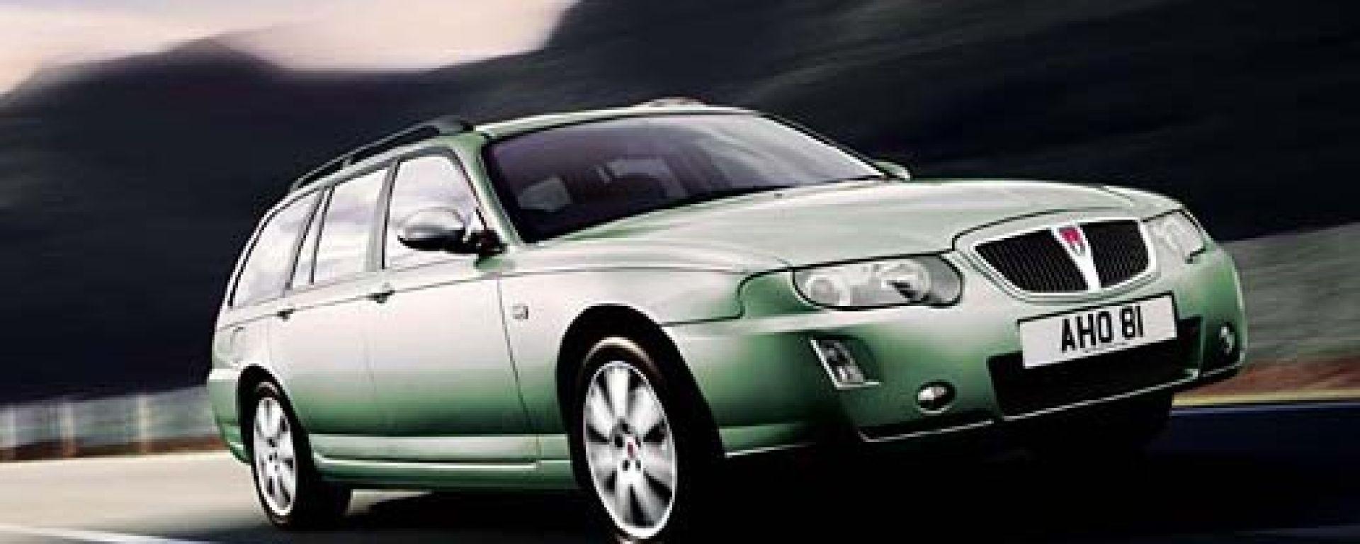 Anteprima: Rover 75 2004
