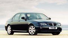 Anteprima: Rover 75 2004 - Immagine: 2