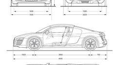 Audi R8 V10 - Immagine: 8