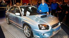 Anteprima: Subaru Impreza STi WR1 - Immagine: 1